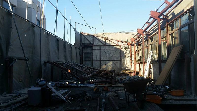建築物解体